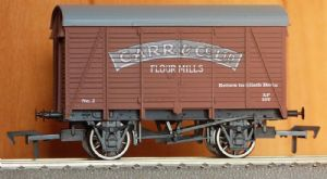 CMM012A Carr & Co.Ltd. Flour Mills Van (Silloth). EXCLUSIVE TO C&M MODELS